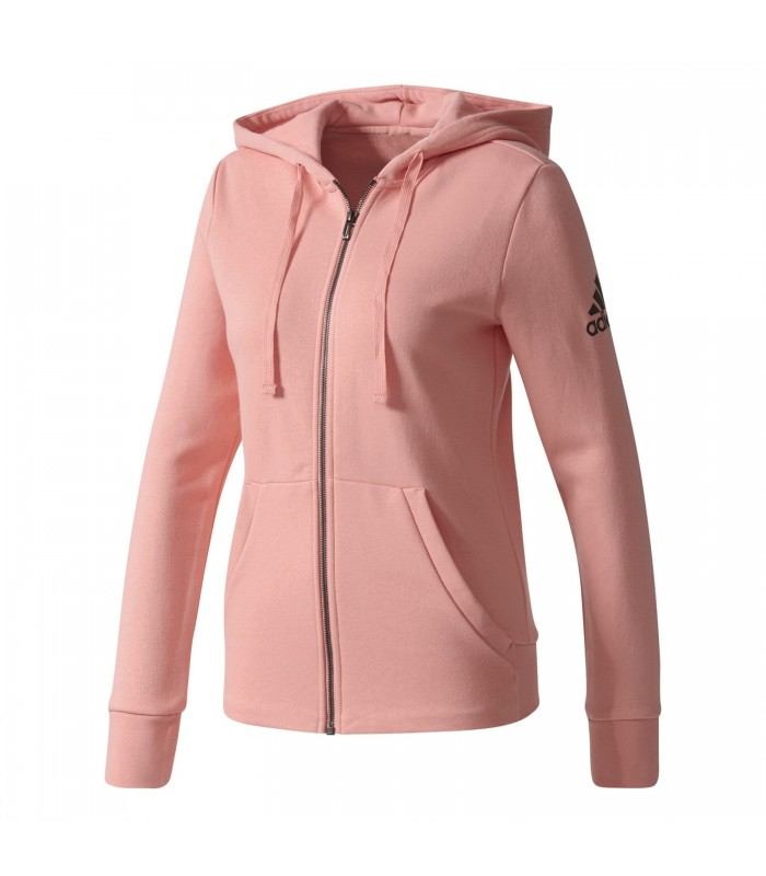 chaqueta adidas mujer rosa