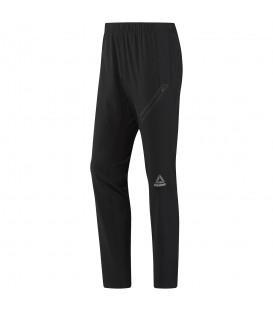 Pantalón Reebok Woven Trackster B45116 para hombre en color negro. Pantalones Reebok en Chema Sport
