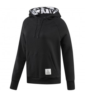 SUDADERA REEBOK WORKOUT READY COTTON SERIES OTH HOODIE