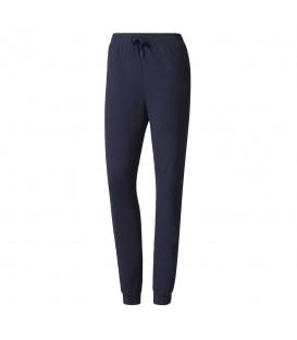 Pantalón Adidas Slim Trackpant Cuffed BR9346 para mujer en color azul marino. Moda Sportwear Adidas en Chema Sneakers y Chema Sport