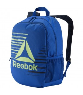 Mochila Reebok Kids Foundation BQ4093 en color azul en chemasport.es. Disponible en más colores.