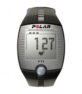 Pulsómetro Polar FT1. Descubre nuestro catálogo de pulsómetros en www.chemasport.es.