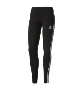 Malla Adidas 3 Stripes Leggings AJ8156 para mujer en color negro. Más colores y modelos en chemasport.es
