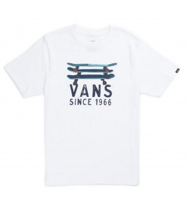 CAMISETA VANS BY SKATE STACK BOYS