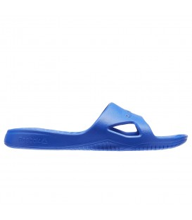 Chanclas de piscina Reebok Kobo H2OUT BS8667 de color azul royal. Otras chanclas de natación en chemasport.es