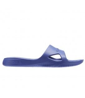 Chanclas para hombre y mujer Reebok Kobo H2OUT BS8668 de color azul marino. Otros modelos de chanclas de natación en Chema Sport.