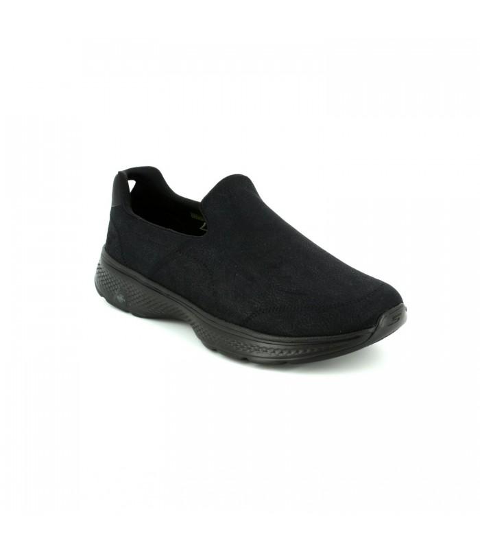 Zapatos negros Skechers Go Walk infantiles seKGlz