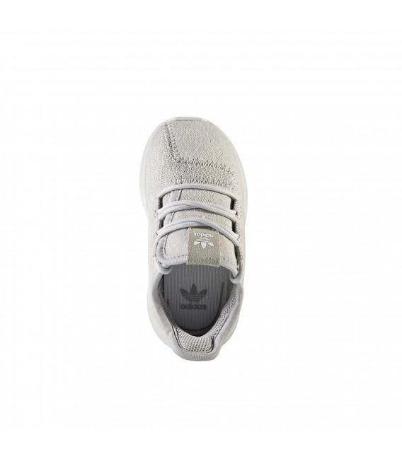 zapatillas adidas niño gris