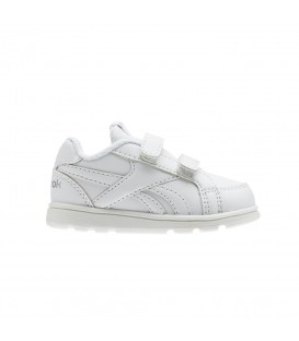 ZAPATILLAS REEBOK ROYAL PRIME ALT INFANT MODA SPORTWEAR NIÑO BLANCO V70002