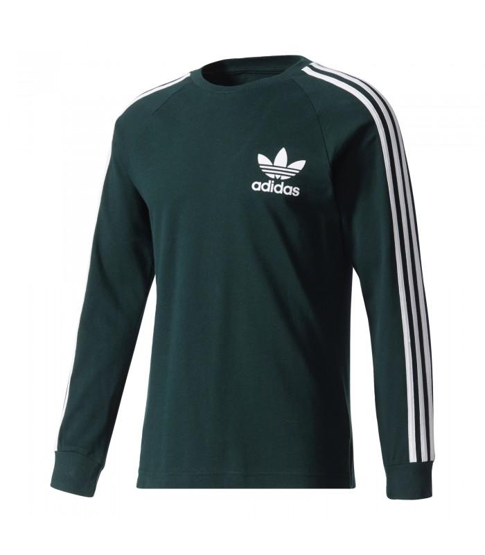 camiseta adidas verde
