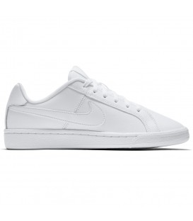 ZAPATILLAS NIKE COURT ROYALE GS 833535 BLANCO