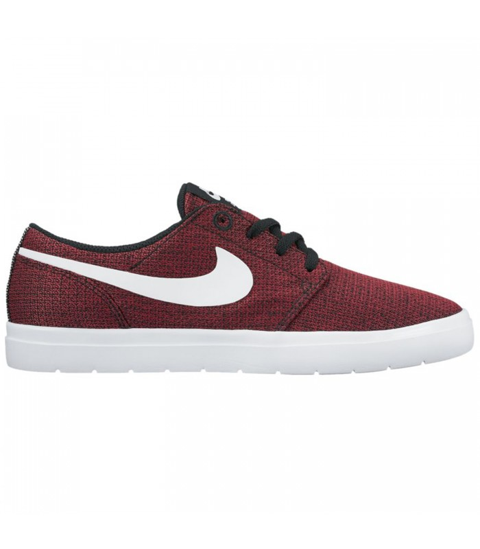 save off 65994 08eaa zapatillas nike granate