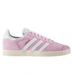 Zapatillas para mujer Adidas Gazelle BY9352 de color rosa. Otros colores de Adidas Gazelle en chemasport.es