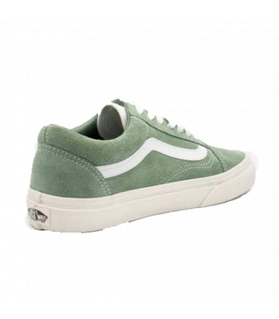 zapatillas verdes mujer vans