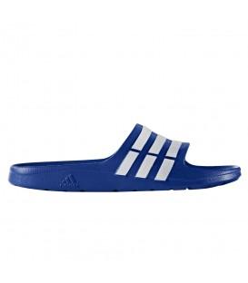 Chanclas de moda Adidas Duramo Slide G14309 de color azul para hombre. Otras chanclas de Adidas en chemasport.es