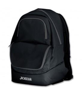 Mochila Joma Diamond II 400235.100 en color negro. Mochilas para entrenar al mejor precio en chemasport.es