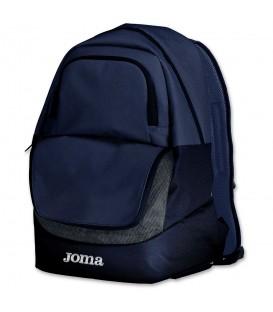 Mochila Joma Diamond II 400235.100 en color azul marino. Mochilas Joma para entrenar en chemasport.es