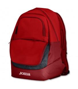 Mochila Joma Diamond II 400235.600 en color rojo. Otros colores disponibles en chemasport.es