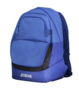 Mochila Joma Diamond II 400235.700 en color azul. Más colores disponibles en chemasport.es