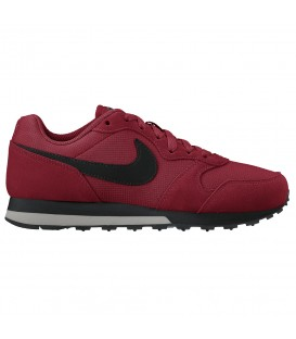 ZAPATILLAS NIKE MD RUNNER 2 GS 807316 603 ROJO