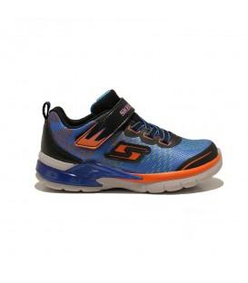 Zapatillas con luces para niños Skechers Go 90551N, comodidad y estilo en las zapatillas con luces de Skechers.