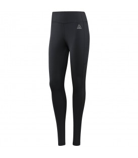 Mallas de running Reebok Running Tight para mujer de la marca Adidas. Ideales para tus carreras y entrenamientos. Cómpralas ahora. Cambio de tallas gratis.