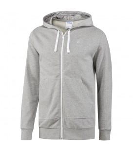 Chaqueta con capucha estilo hoodie de Reebok. Descubre la última colección de la casa británica en nuestra web y más articulos rebajados en Reebok Outlet.