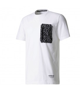 Esta camiseta de Adidas es mucho más que una camiseta básica. Combina lo mejor del diseño de Adidas con su calidad. Más camisetas de Adidas baratas en el Outlet