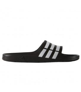 Chanclas de natación Adidas Duramo Slides G15890 negras al mejor precio en chemasport.es