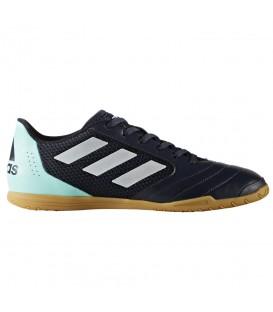 Zapatillas de fútbol sala para hombre Adidas ACE 17.4 BY1958 de color azul. Otros modelos de fútbol sala para hombre al mejor precio en chemasport.es