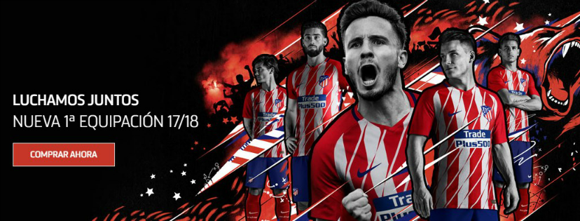 BANNER ATLETICO DE MADRID