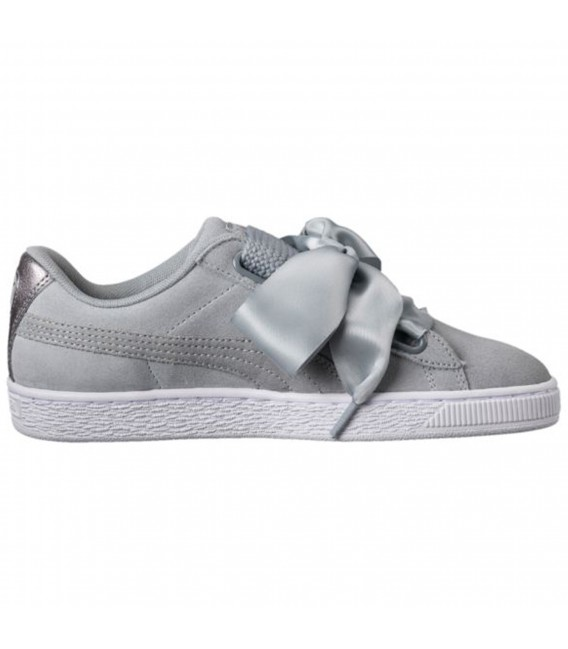 puma suede heart mujer
