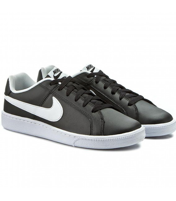 zapatillas nike court negro