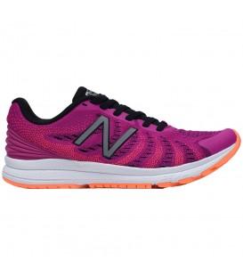 Zapatillas New Balance FuelCore Rush V3 WRUSHPB3 para mujer en color rosa al mejor precio en chemasport.es