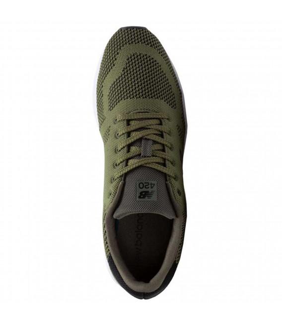 zapatillas new balance hombre verde