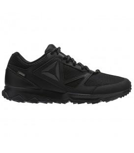 Zapatillas de trail para mujer baratas Reebok Skye Peak GTX 5 W BS7668 de color negro. Otros modelos de trail para mujer en chemasport.es