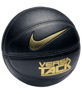 Balón Nike Versa Tack BB0434-013 en color negro al mejor precio. Más balones de baloncesto en chemasport.es
