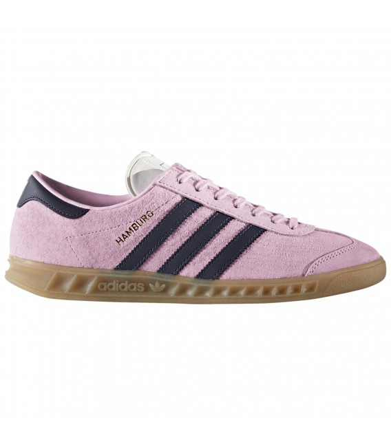 newest 334b1 adf5e ZAPATILLAS ADIDAS HAMBURG W