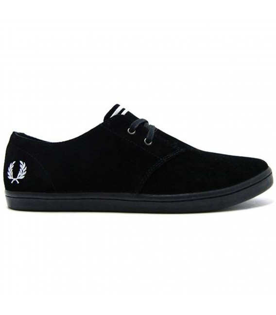 Fred Byron Suede Perry Zapatos Low EY9WD2IH