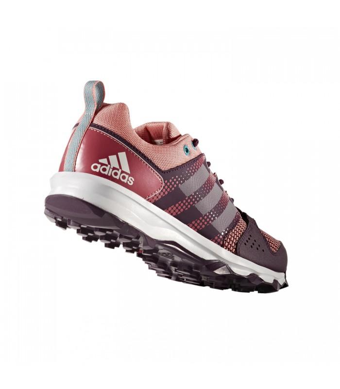 adidas Galaxy Trail W, Zapatillas de Running Mujer, Rojo