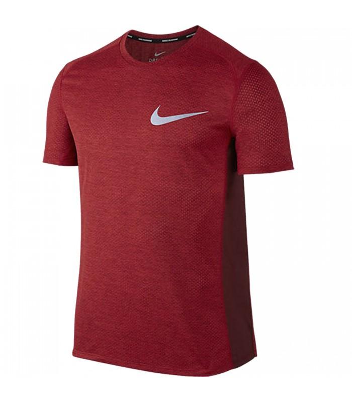 nueva selección última tecnología brillante en brillo Camiseta de running Nike Running Breather Miler Cool para hombre