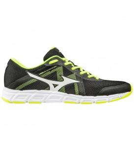 Zapatillas Mizuno Syncro SL J1GE1728 42 para hombre en color negro y amarillo. Zapatillas de running al mejor precio en chemasport.es