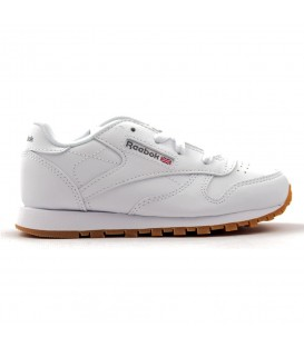ZAPATILLAS REEBOK CLASSIC LEATHER AR1144 BLANCO