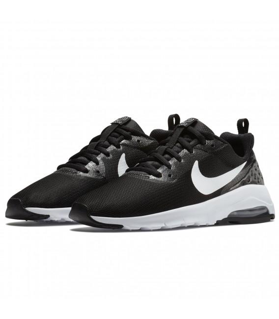Zapatillas Nike Air Max Motion LW Negro y Blanco