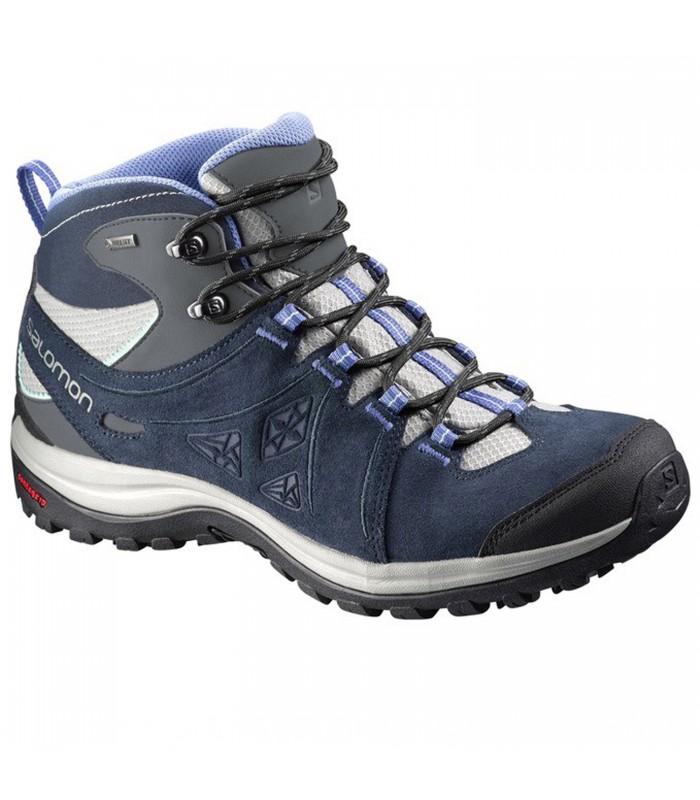81ee960cdb8 Botas de trekking para mujer Salomon Ellipse 2 Mid Leather GTX