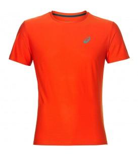 Camiseta de running de manga corta Asics SS Top para hombre. Ref: 134084-0516. Compra al mejor precio en chemasport.es y en nuestra sección Asics Outlet