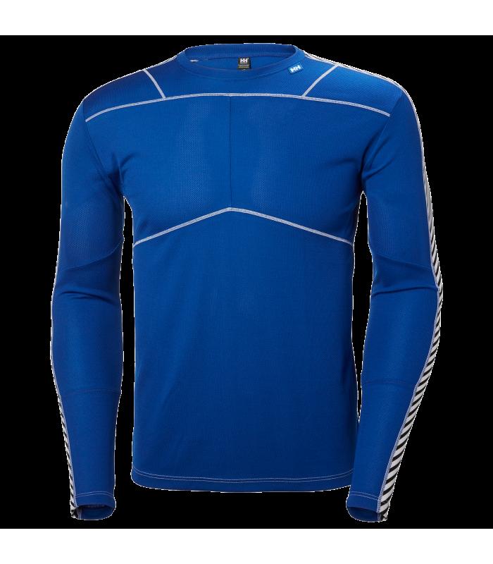 Camiseta Snowboard Hh Black Lifa Azul Hansen Crew Ténica Helly De NOv8nw0m