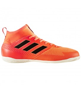 colgar borracho entrenador  Zapatilla de fútbol sala ACE Tango 17.3 Indoor para niño en color naranja