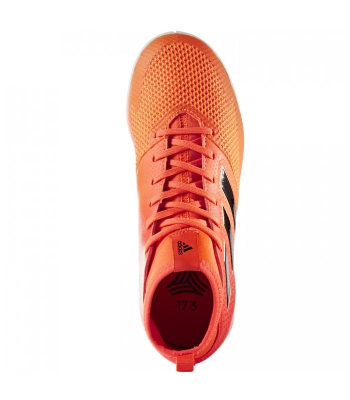 zapatillas adidas niño naranjas