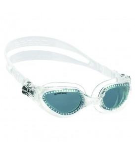 Gafas Cressi Right FDE 2016 en color transparente, en chemasport.es encontrarás más gafas de natación de las mejores marcas.